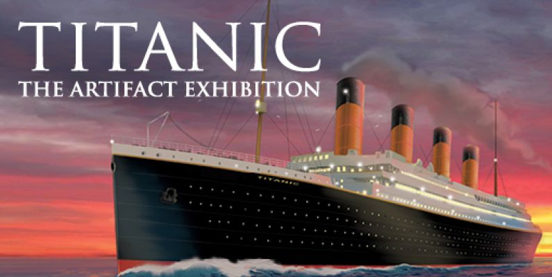 TITANIC – THE ARTIFACT EXHIBITION: la mostra sulla nave dei sogni per la prima volta in Italia