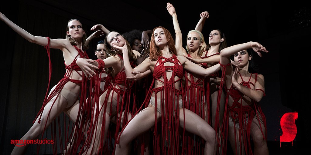 Suspiria: Dakota Johnson era terrorizzata dalle scene di danza del film