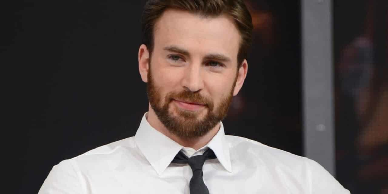 "Chris Evans protagonista della serie tv ""Defending Jacob"""
