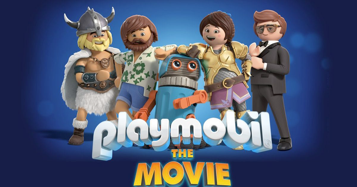 Playmobil The Movie: il trailer e il poster finalmente OUT!