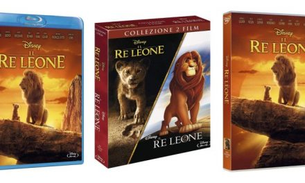 Il Re Leone: il film dei record arriva in Home Video a Natale